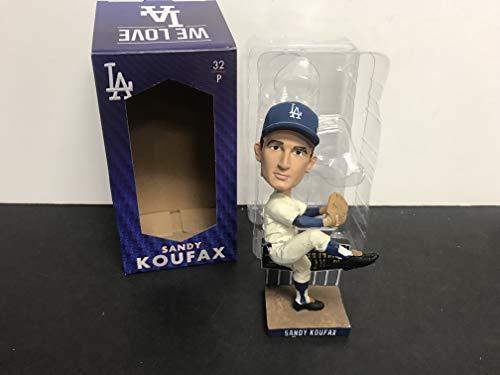 Sandy Koufax No-Hitter Scoreboard Los Angeles Dodgers STADIUM PROMO Bobblehead 2015 (Dodgers No Hitters)