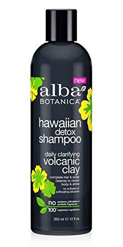 (Alba Botanica, Shampoo Hawaiian Detox Daily, 12 Fl Oz )