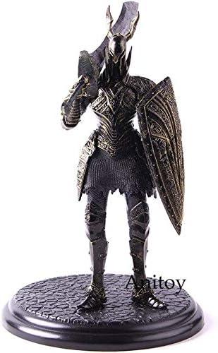Romantic-Z Dark Souls Black Knight PVC Figura de acción Juguete ...