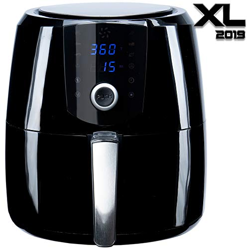 [2019] Air Fryer XL Best 5.5 QT Extreme Model 8-in-1 By