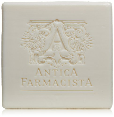 Antica Farmacista Bar Soap, Orange Blossom, Lilac & (Orange Blossom Jasmine Bath Oil)