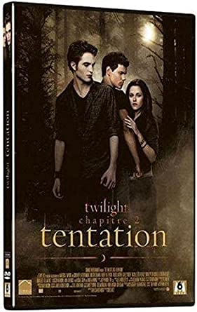 Twilight - Chapitre 2 : Tentation [Francia] [DVD]