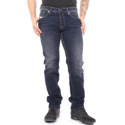 Diesel Men's Waykee Regular Straight-Leg Jean 0827Q
