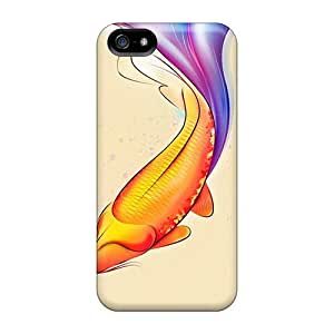 Forever Collectibles Colorful Koi Hard Snap-on Iphone 4/4s Case
