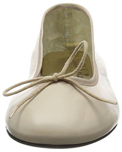 French SoleBasic Ballet - Bailarinas mujer Beige (Nude Leather)