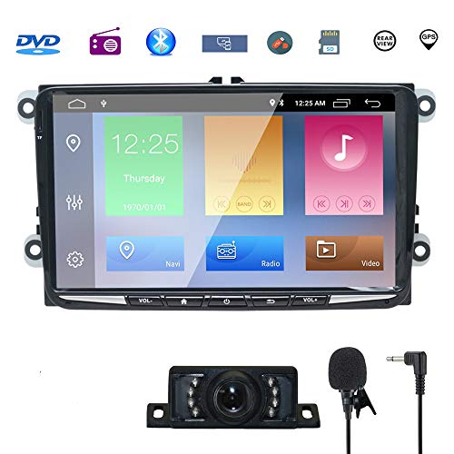 Best android stereo navigation vw list