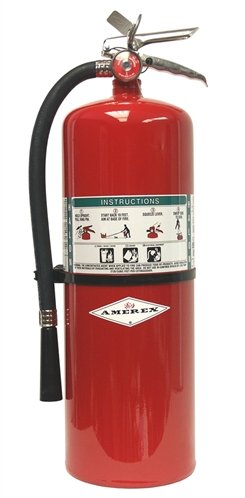 - Amerex #361 17lb Halon 1211 Fire Extinguisher