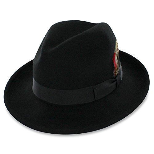 599c06a218f37 Belfry Bogart Percent Dress Fedora product image