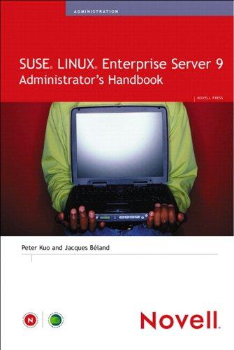 Download SUSE LINUX Enterprise Server 9 Administrator's Handbook (Novell Press) Pdf