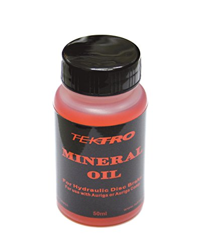 Tektro Hydraulic Mineral Oil Brake Fluid, 50mL