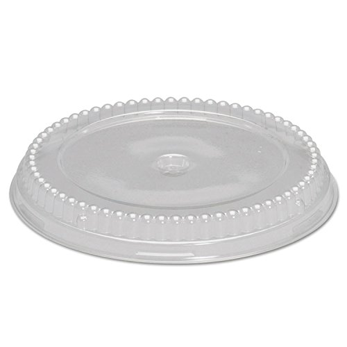 Genpak Clear Angel Food Lid Only, 10 inch -- 200 per case. by Genpak