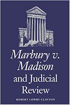 What was marbury vs madison about?