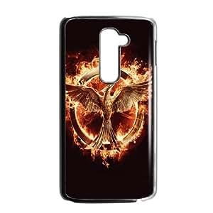 hunger games LG G2 Cell Phone Case Black DIY gift pp001-6335335
