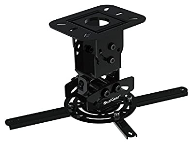QualGear Universal Ceiling Mount Projector Accessory