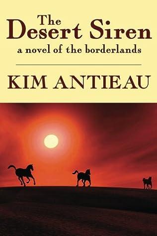 book cover of The Desert Siren
