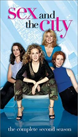 Sex and the city dvd season 2