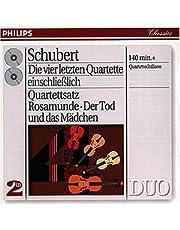 Duo - Schubert (Streichquartette)