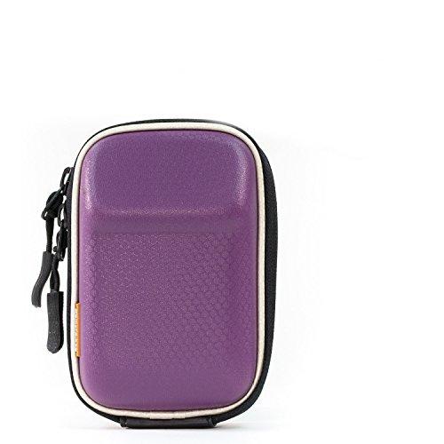 MegaGear Camera Hard case Purple for Sony Cyber‑shot DSC‑...