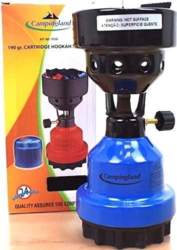 CAMPINGLAND – Hornillo de camping – Encendedor de ...
