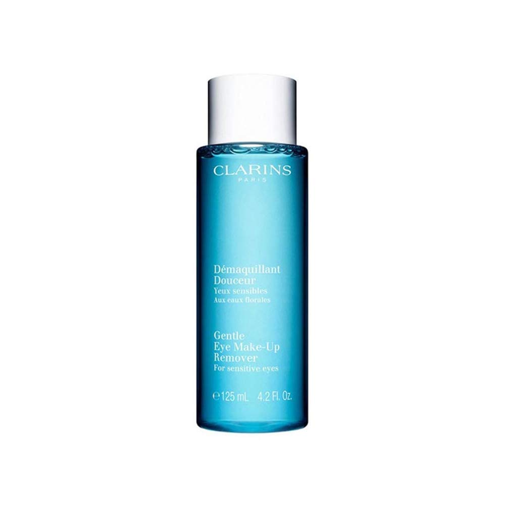 Clarins Gentle Eye Make-Up Remover Lotion, 4.2 Ounce