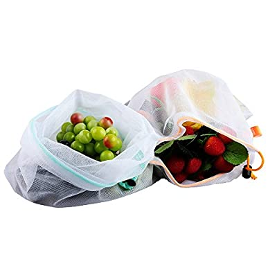 Tresalto Produce Bags, Set of 5