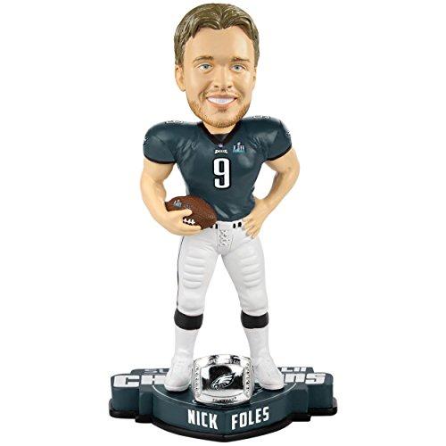 Philadelphia Eagles Nick Foles #9 SBLII MVP Bobblehead
