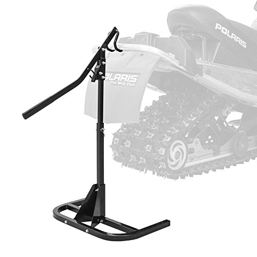 Snowmobile Lift (Black Ice Snowmobile Track Stand/Lift)