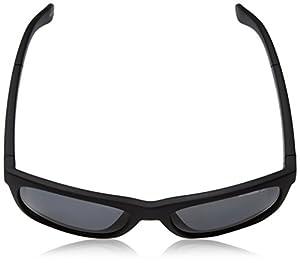 Arnette Men's Fire Drill Square Sunglasses, Black, 59 mm