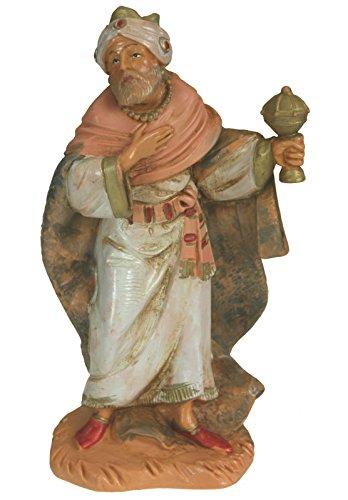 Fontanini Nativity Figures Gaspar Centennial Collection [72 187] ()
