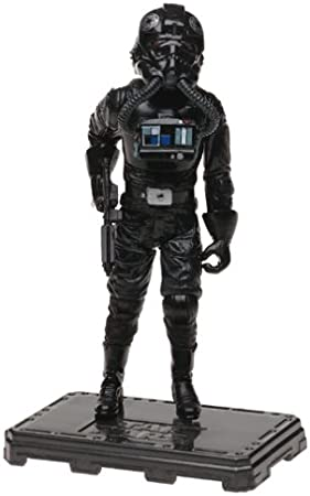 Figura Star Wars A New Hope Battle Of Yavin TIE Fighter Pilot