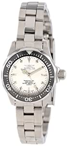 Invicta Women's 15303 Pro Diver Silver Dial Stainless Steel Watch