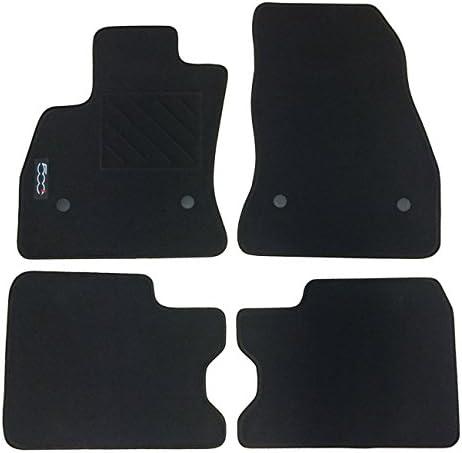 produit d/'origine Tapis de sol de voiture en moquette noire