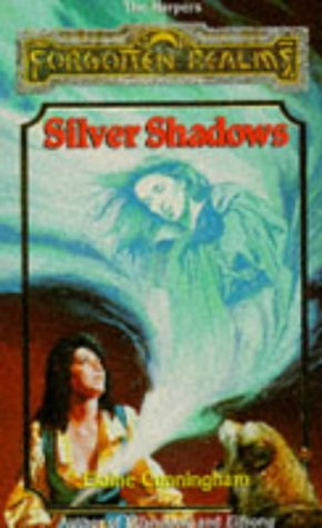 book cover of Silver Shadows