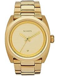 Nixon Unisex Kingpin All Gold Watch