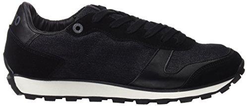 Negro LIBERTO Lib67cl Herren Schwarz Sneaker RwWSnxpZWq