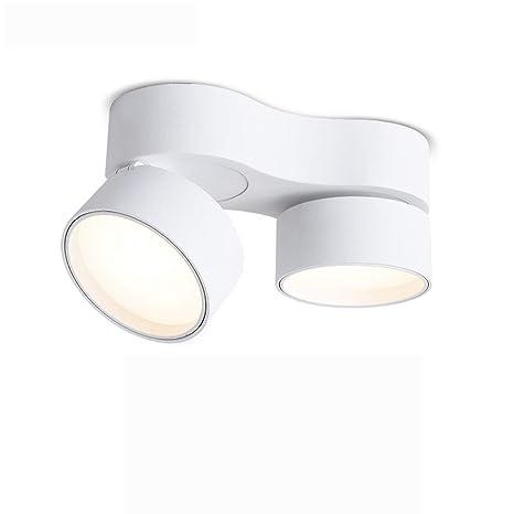 Skingk Faros dobles montados en la pared Lámpara de luz de ...