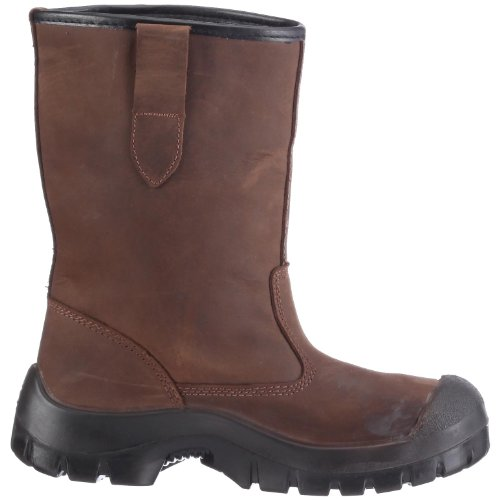 Safety Gevavi 83 da Stivali adulto GS Marrone unisex zqAndaqrw