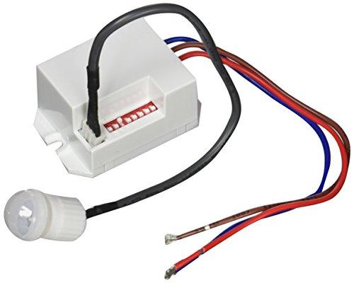 ElectroDH 60259 DH DETECTOR MOVIMIENTO DE INFRARROJOS EMP MINI: Amazon.es: Bricolaje y herramientas