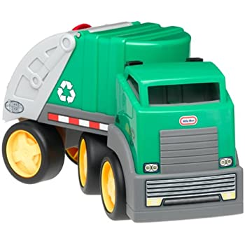 Amazon Com Little Tikes Garbage Truck Toys Amp Games
