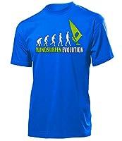 WINDSURFEN EVOLUTION 626(H-B-Weiss-Grün) Gr. L