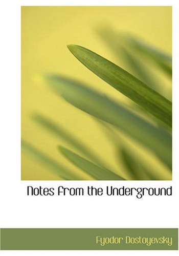 Notes from the Underground ebook