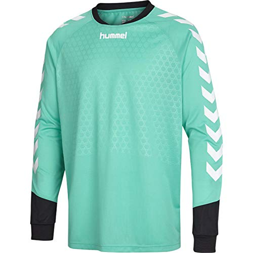 6e6593e7755 Hummel Sport Hummel Essentials Goalkeeper Jersey, Light Green/Black, Youth  Large