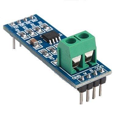 Conversor RS-485 a TTL Modulo MAX485 Arduino y Microcontrolador: Amazon.es: Industria, empresas y ciencia