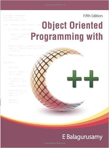Programming in c by balaguruswamy pdf