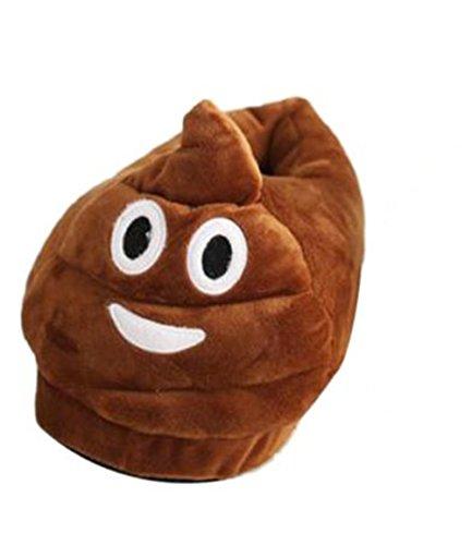 �?Loveso �?-Shuhe Emoji Männer Und Frauen Plüsch Pantoffel Expression Hausschuhe Winter Haus Schuhe L