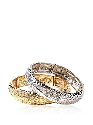 Amrita Singh Becca 2-pc Stretch Bracelet Set ()