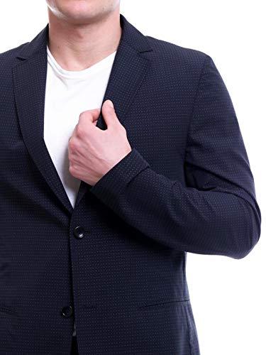 Blazer Homme Daniele Alessandrini Blazer Daniele Alessandrini Noir Homme YSdwvYqO