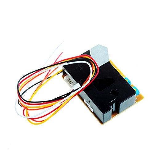 DIKAVS DSM501A Dust Air PM2.5 Testing Instrument Sensor for Arduino