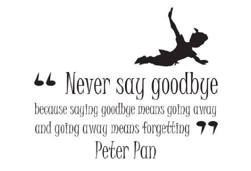 Image result for peter pan quotes