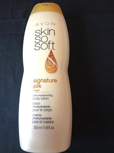 AVON Skin So Soft Signature Silk Ultra Moisturizing Lotion 11.8 oz